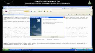 حل مشكلة انقطاع الإتصال بالإنترنت في ويندوز XP