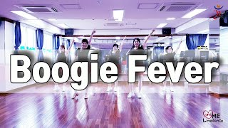 Boogie Fever Linedance (by Jiy…