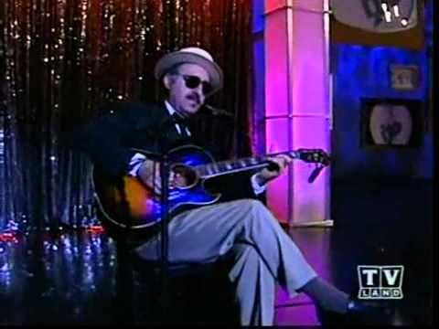 Leon Redbone- RARE Interview on ALF's Talk Show