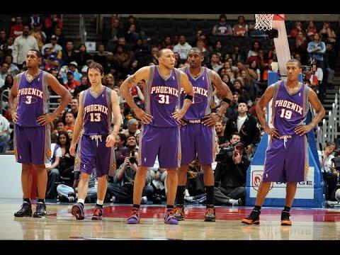 2005 Phoenix Suns Scrimmage