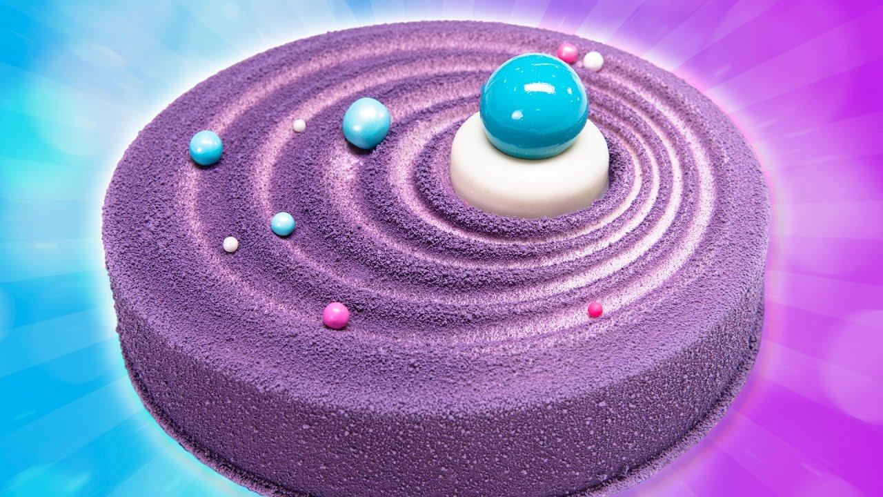 VELVET TEXTURE CAKE RECIPE Cake Decorating Technique White