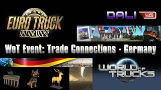 ETS 2 Multiplayer - Our Germany Event nears the end