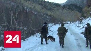 Уничтожение главаря банды в Дагестане - Россия 24