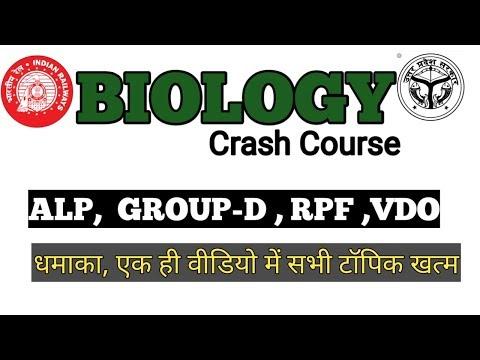 Biology-[ ALP, GROUP-D, RPF, VDO, ]