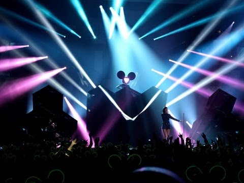 Deadmau5 | iTunes Festival 2012 | Full Set | HD 720p