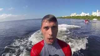 Flyboard Playa El Yaque y Cancun