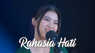 RAHASIA HATI - ELEMENT | Cover by Nabila Maharani