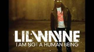 Watch Lil Wayne I Am Not Human video