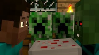 I Baked a Cake Just for You - A Minecraft Animation