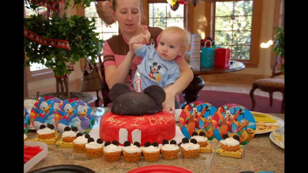 Best Mickey mouse clubhouse birthday party ideas YouTube