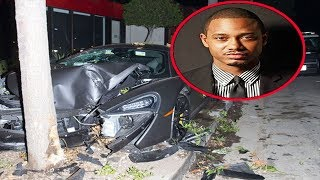 Plot Twist in Terrence J car Crash Who is the Mystery Woman