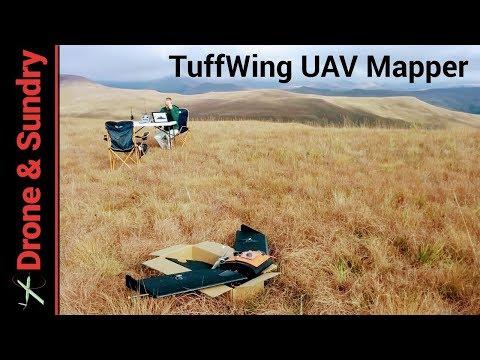 TuffWing UAV Mapper - It works!
