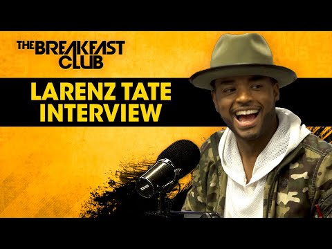 Uptown Angela - Larenz Tate Talks Power/Healthy Lifestyle Tips