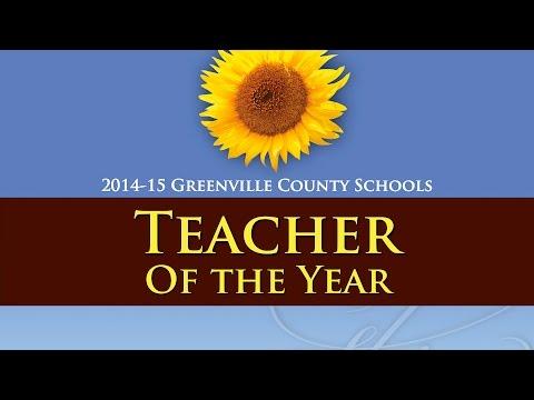 2014-15 GCS Teacher of the Year Announcement