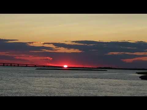 Shabbat Shalom...Shofar Blow...Sunset..9.8.2017