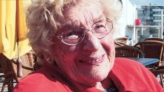 Vino H: 'Oma Toni was toch al oud'
