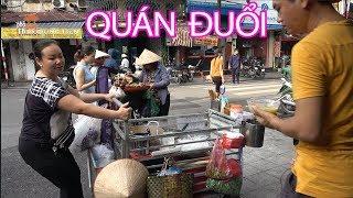 Ăn lúc đứng lúc ngồi khi chỗ này khi chỗ khác nhưng ai cũng muốn khi du lịch Hà Nội #hnp