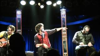 BerlinMitteMusic - Pasquale Aleardi & the Big Gee live in der Bar jeder Vernunft