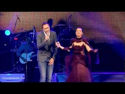 Nina Badric i Sergej Cetkovic - Carobno jutro @ ARENA BEOGRAD, 2012.