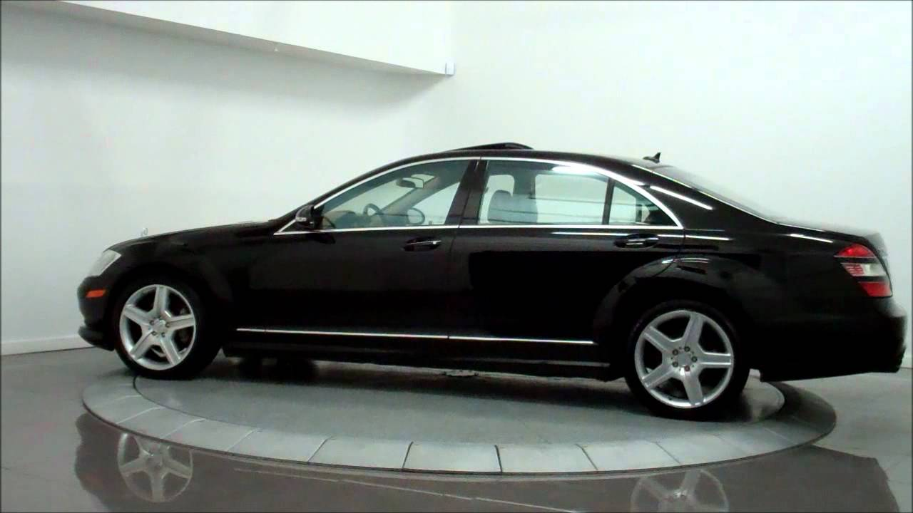 2009 mercedes benz s550 4matic amg sport youtube for Mercedes benz packages
