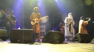 Tinariwen - Ancienne Belgique, Bruxelles - 9/3/2014 - Toumast Tincha