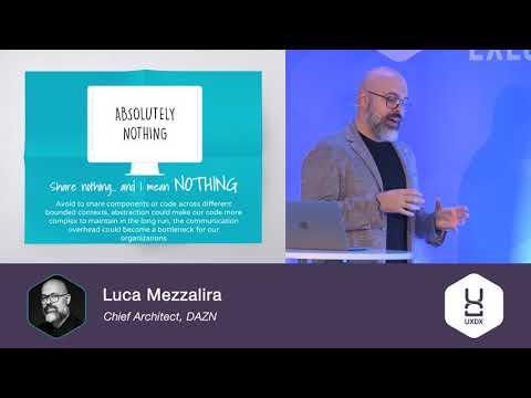 Micro Frontend Architecture - Luca Mezzalira, DAZN - YouTube