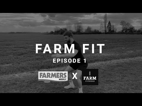 Farm Fit: Episode 1 – Bodyweight Workout In The Farmyard