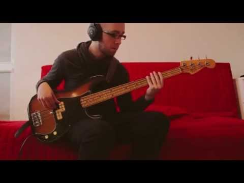 José James - Make It Right (bass cover)