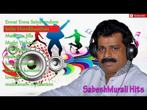 Sabesh Murali Hits Volume 1 - Jukebox   Tami Movie   Audio Songs   Super Hits