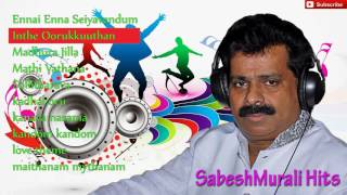 Sabesh Murali Hits Volume 1 Jukebox  Tami Movie  Audio Songs  Super Hits
