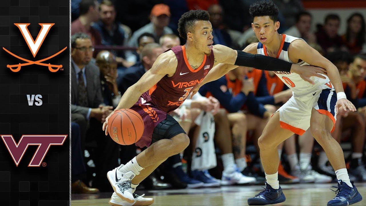 Virginia vs. Virginia Tech Basketball Highlights (2018-19)