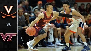 Virginia vs. Virginia Tech Basketball Highlights (2018-19)