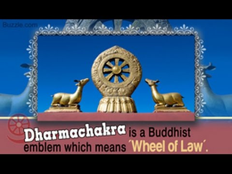 Learn Here What a Dharma Wheel Dharmachakra Means