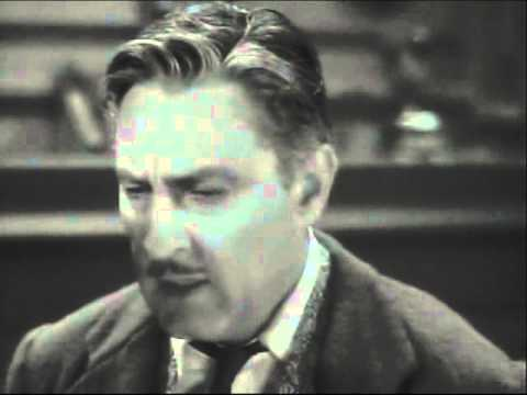 Bill Of Divorcement (1932) - John Barrymore
