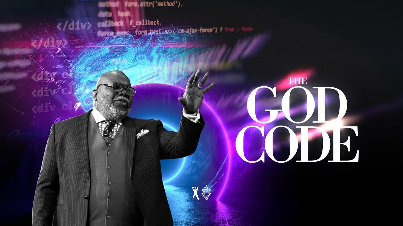 Download The God Code - Bishop T.D. Jakes [December 1, 2019]