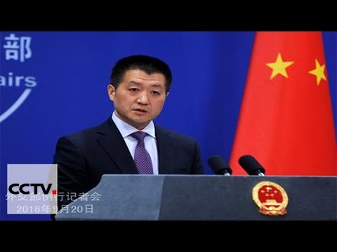 china urges Japan to maintain peaceful development