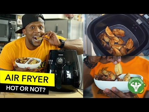 air-fryer-review---is-it-worth-the-money?-/-evaluación-de-freidora-de-aire