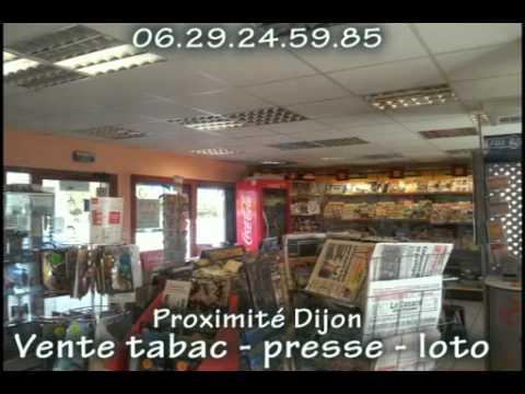 PROCHE DIJON - VENTE TABAC PRESSE LOTO