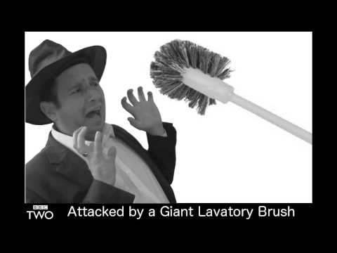 Next On BBC2 : Attacked by a Giant Lavatory Brush