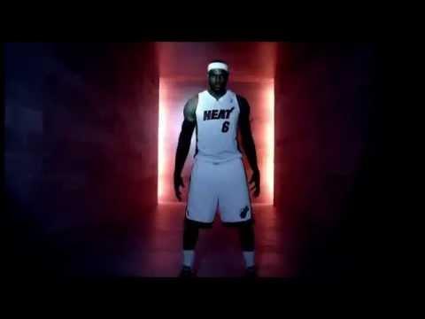MIAMI HEAT 2012-2013 Intro (Official Video) Lebron James