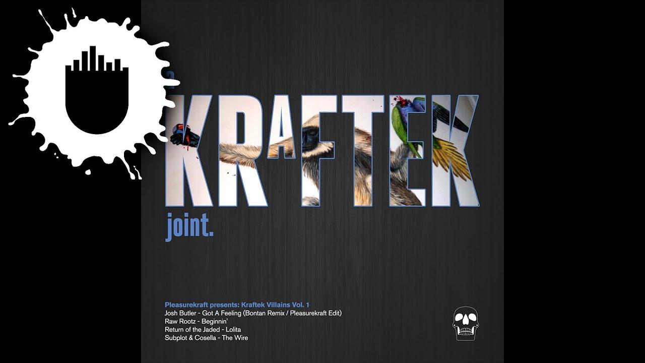 Download Josh Butler - Got a Feeling (Pleasurekraft vs. Bontan Remix) (Cover Art)