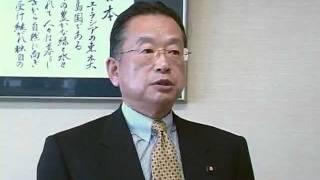 政策集団のぞみ定例会見平成24年1月26日