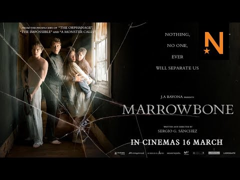 'Marrowbone' Official Trailer HD