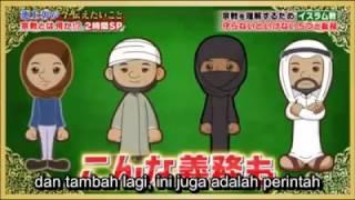 FULL!!!.. Japan TV Show Menjelaskan Tentang ISLAM Sesungguhnya
