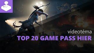 Top 20 Xbox Game Pass hier - videotéma | Sector.sk
