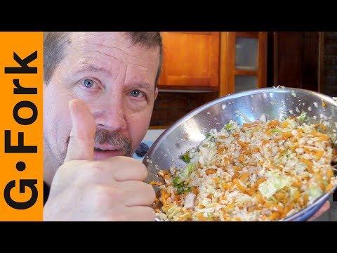 Wicked Simple! How To Make Sauerkraut Recipe | GardenFork