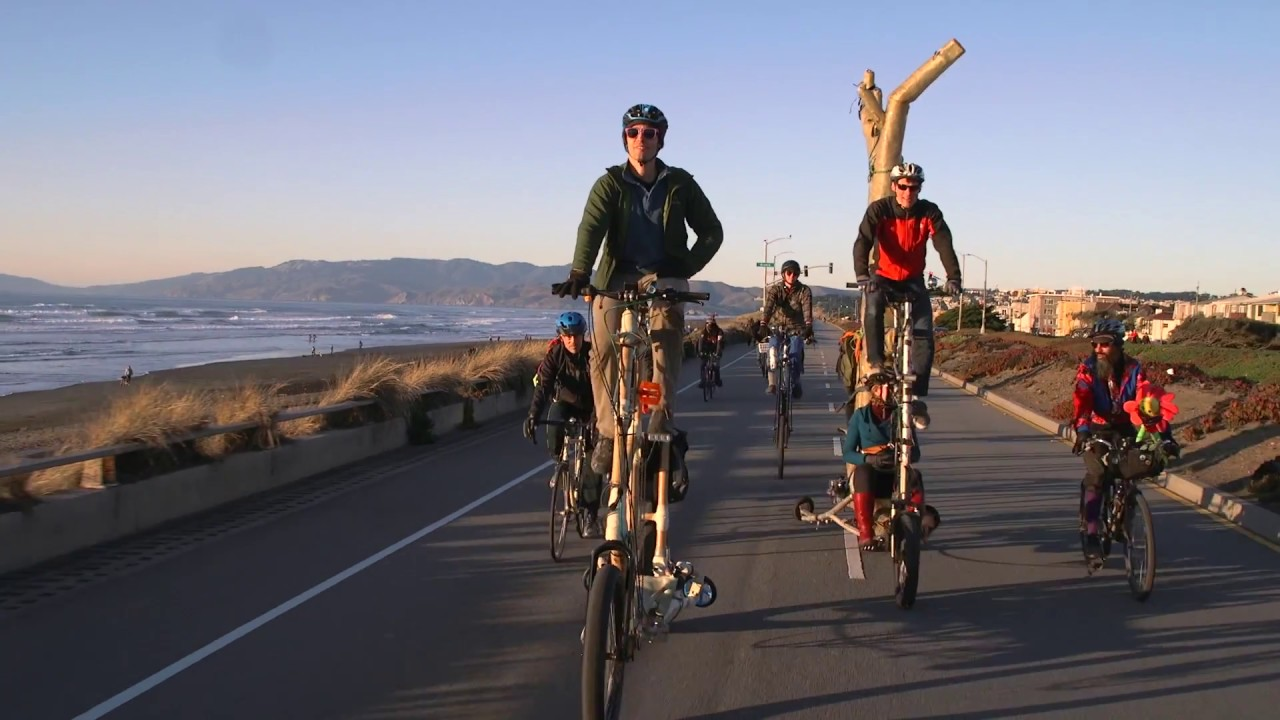 Bamboo Bike Brings Eco Sense to Climate Movement | KQED Arts