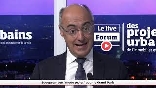 """FPU LIVE - Sogeprom : en """"mode projet"""" pour le Grand Paris"""