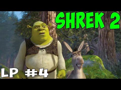 SHREK 2   СЕРИЯ #4   ИГРАЕМ ЗА КОТЕЙКУ