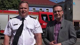 Zaproszenie na Wojewódzkie dni Strażaka w Myśliborzu